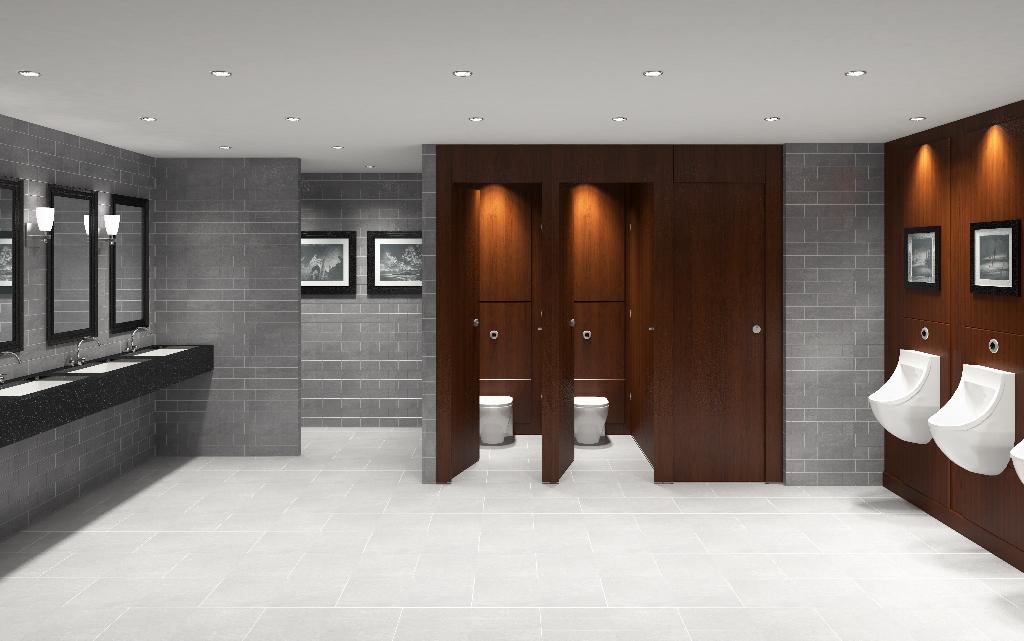 Washroom Design - The Finishing Touches