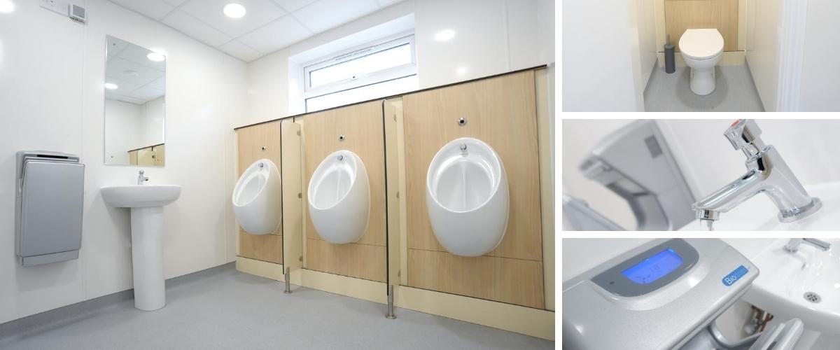 Malling Town Club Toilet Refurbishment - Case Study