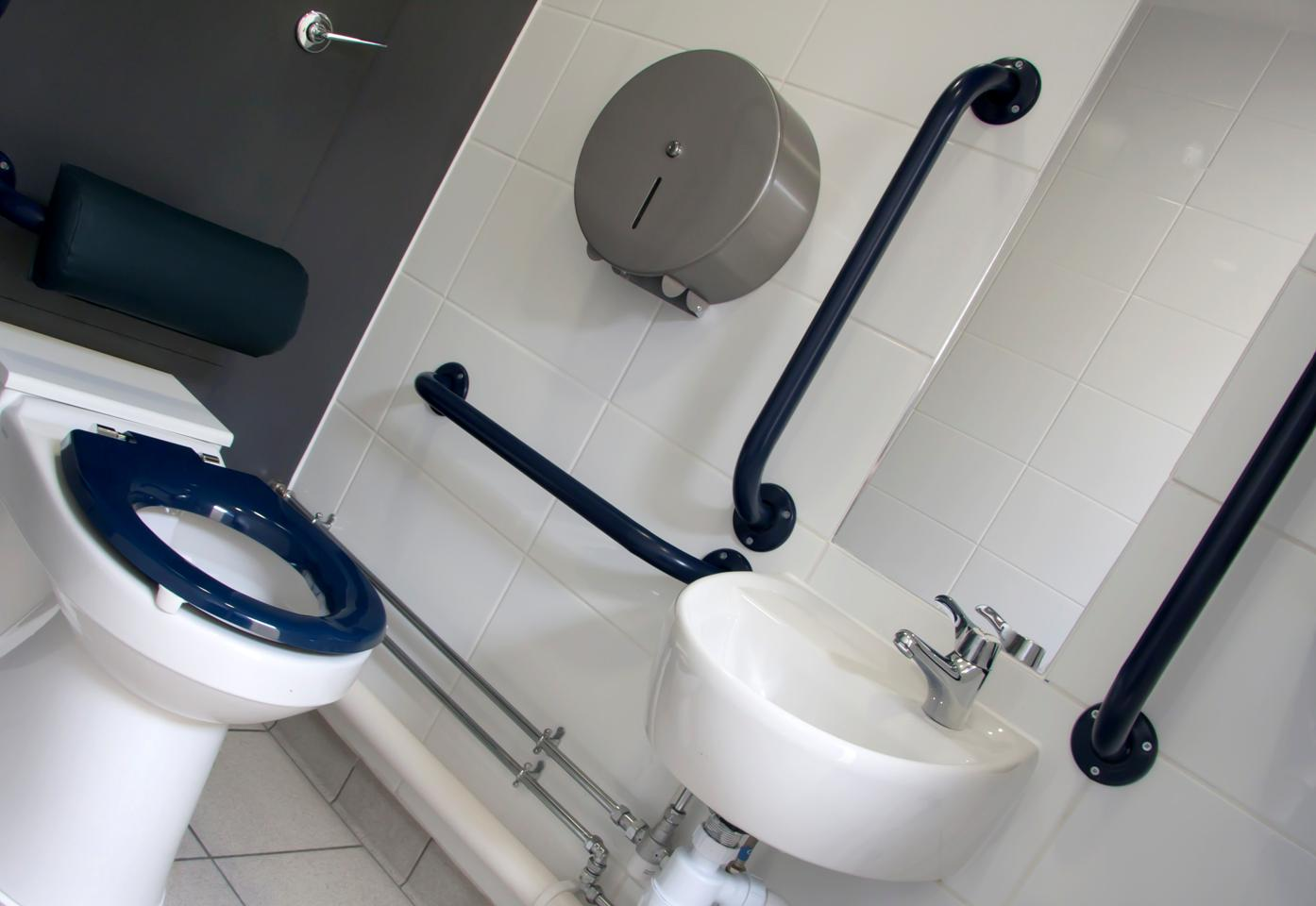 Washrooms Accessible For All