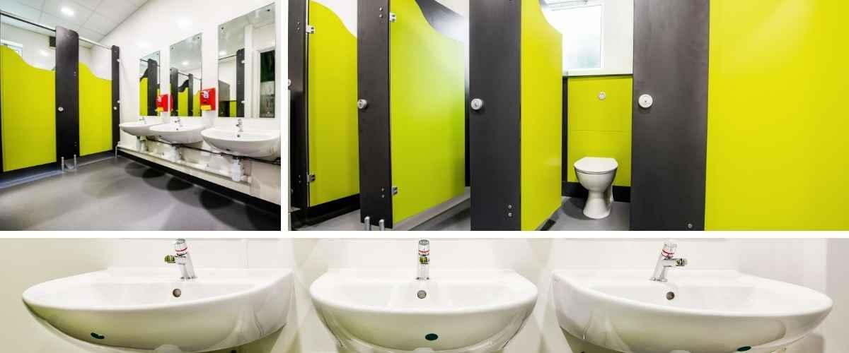 Ridgeway Primary School Toilet Refurbishment Case Study