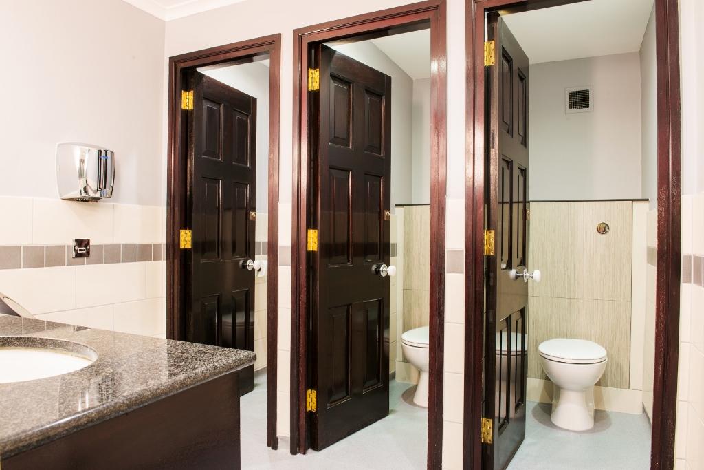 Planning Hospitality Washrooms