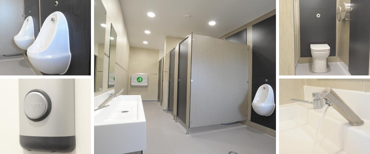 Cofton Holiday Park Shower Room Refurbishment - Case Study