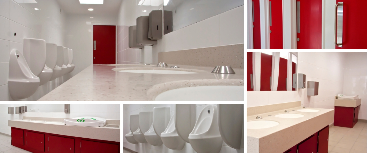 Wareham Quay Public Toilets Refurbishment - Case Study