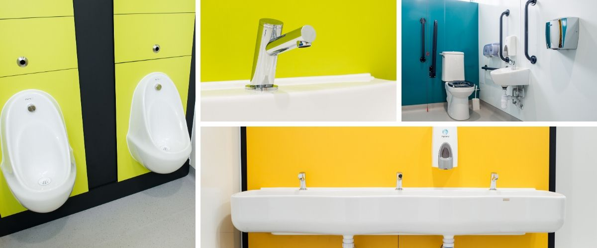 School Toilet Refurbishment for Ryefield Primary - Case Study