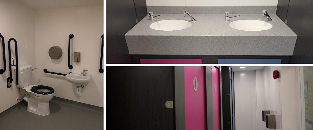 Matravers School Toilet Refurbishment - Case Study