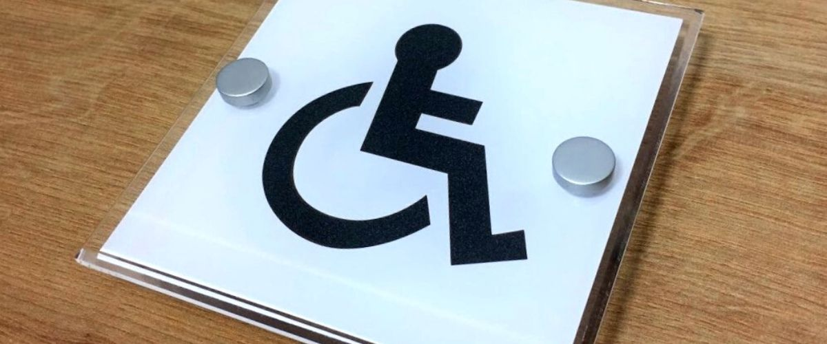 Can A Disabled Toilet Door Open Inwards?