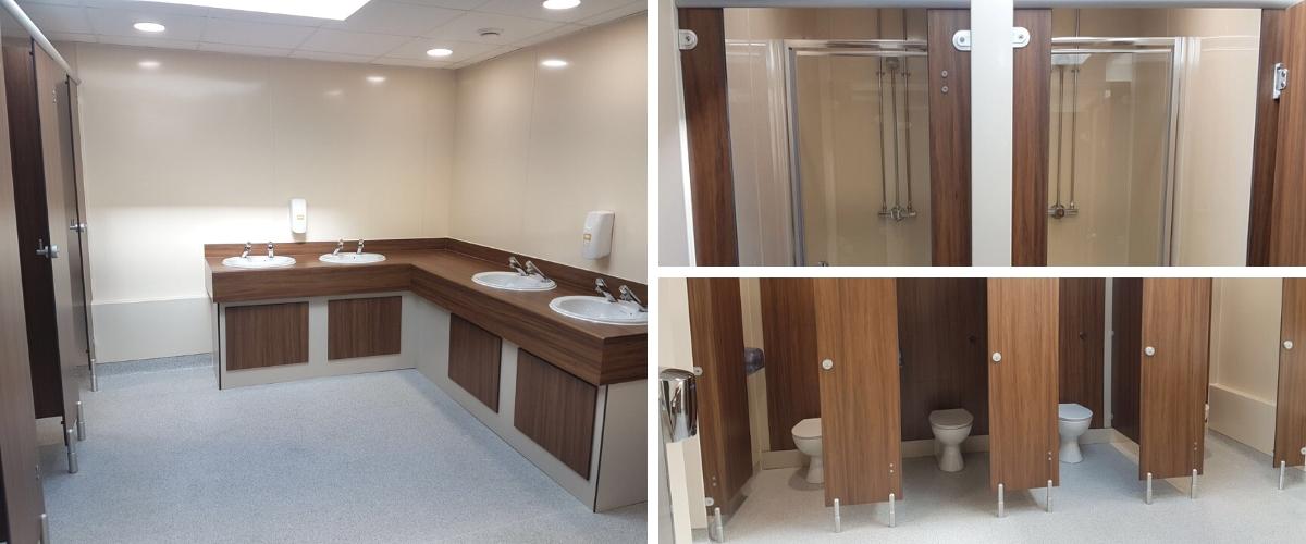 Kent College Student Washrooms Refurbishment - Case Study