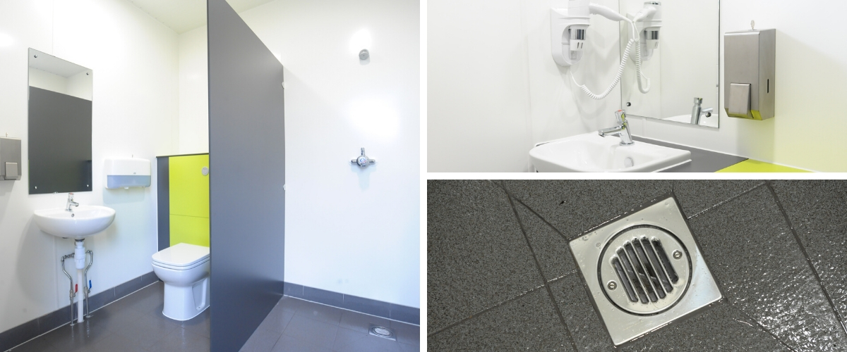 Webbers Caravan Park Washroom Design - Case Study
