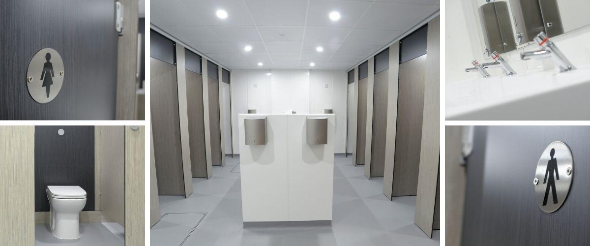 Creating Unisex Toilets at Shaftesbury School, Dorset - Case Study