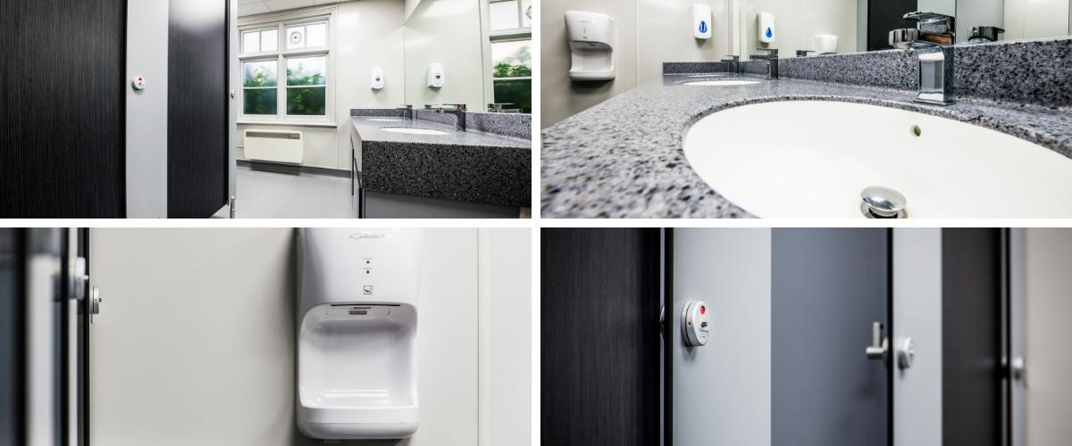 Squires Garden Centre Toilets - Case Study