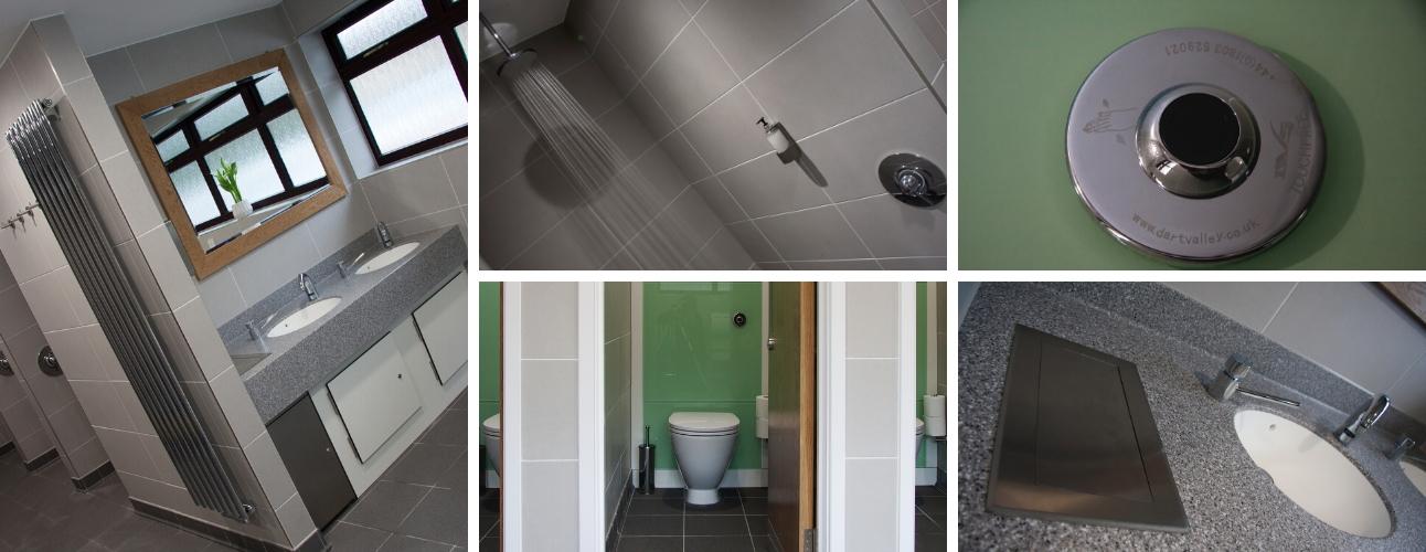Ferndown Golf Club Changing Room Design - Case Study