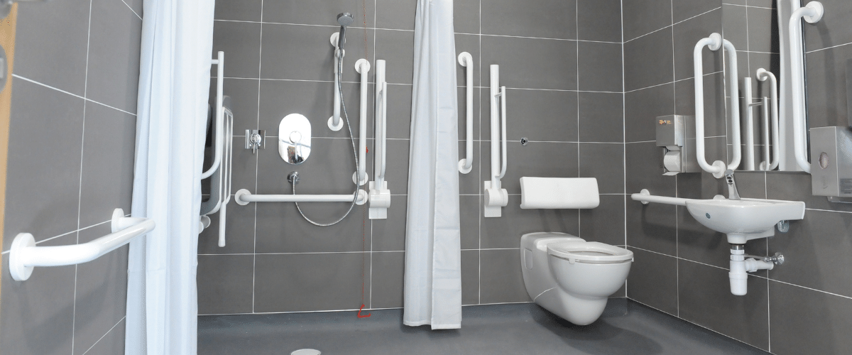 Where Should Toilet Grab Bars Be Placed?