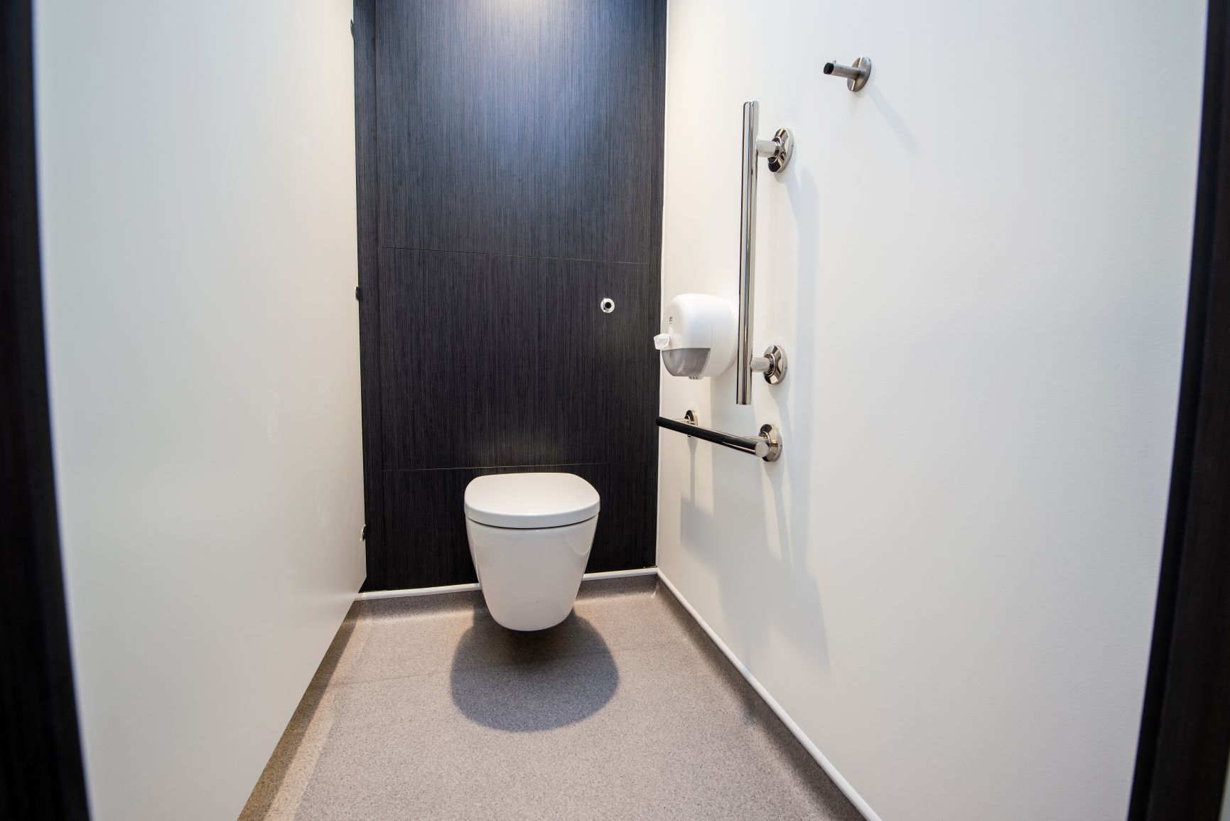 What Size is an Ambulant Toilet?