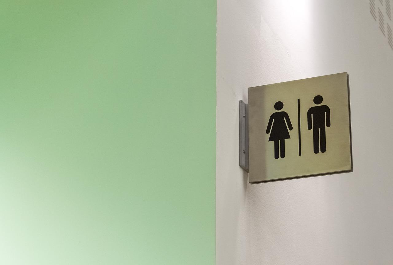 Washroom Signage & Safety Measures