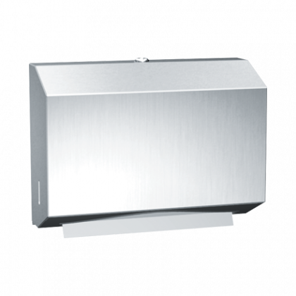 ASI Compact Surface Mounted Paper Towel Dispenser   Commercial Washrooms