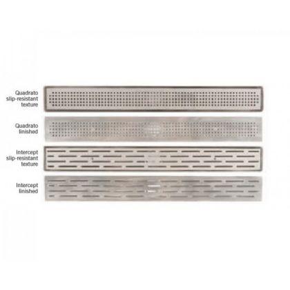900mm Intercept Slip-Resistant Grating for Aco Shower Channel for Flexible Sheet Flooring