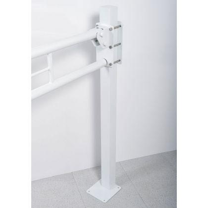 Steel Floor Mounting Post And Adaption Kit