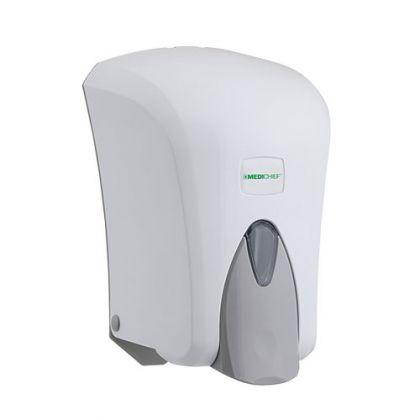 Medichief Manual Soap Dispenser – White