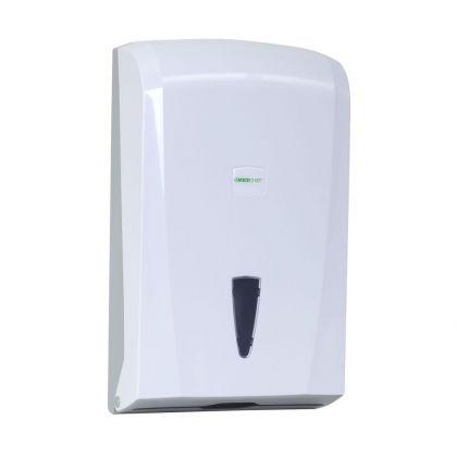 Medichief Z Folded Paper Towel Dispenser – White 400 Capacity