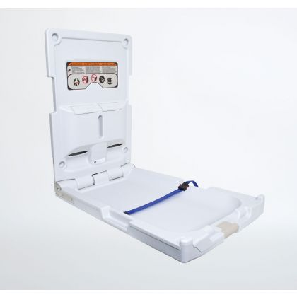 NYMAS | Premium Vertical Baby Changing Unit | Commercial Washrooms