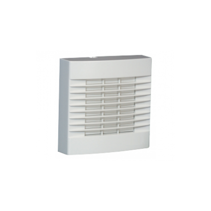 150mm Axial Fan With Timer And Shutters