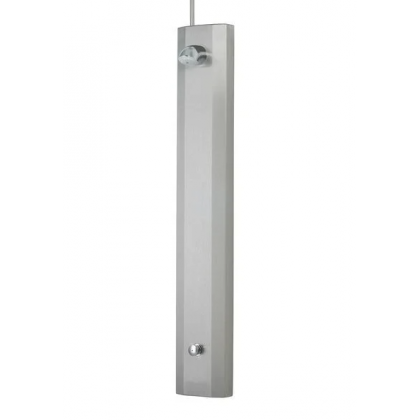 Rada PA-TF Shower Panel with Push Button Control