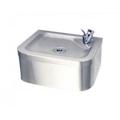 Franke Centinel Drinking Fountain with Bubbler
