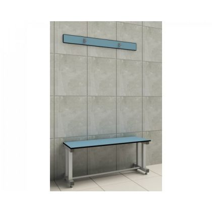 Freestanding Changing Room Bench Seat - Wet and Dry Environments