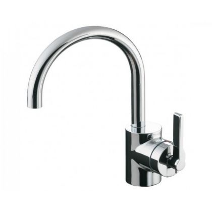Ideal Standard David Chipperfield Silver Single Lever Mixer Tap