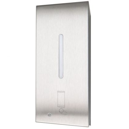 Bobrick Automatic Wall-Mounted Foam Soap Dispenser | Commercial Washrooms
