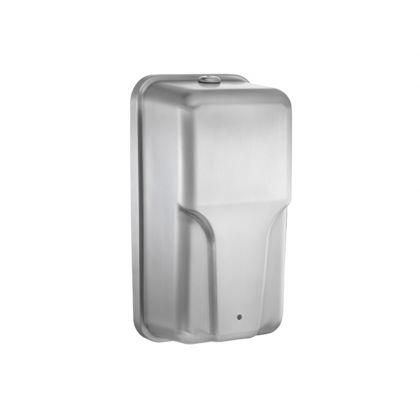 ASI Automatic Stainless Steel Bulk fill Sanitiser & Soap Dispenser (1L)