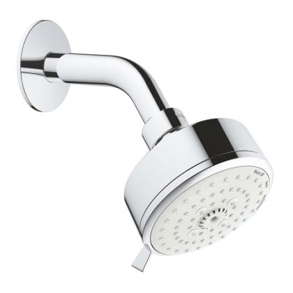 Grohe Tempesta Cosmopolitan 100 Head Shower Set 3 Sprays