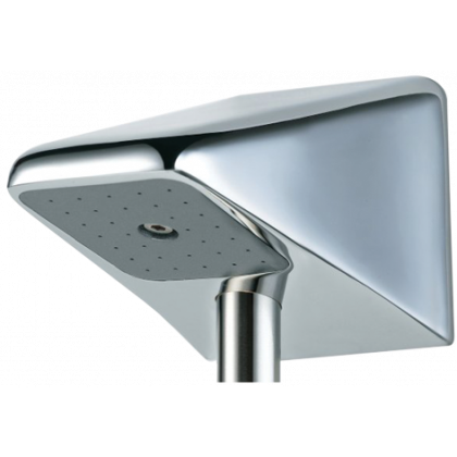 Rada VR2-ES Shower Head (15mm Push-fit Pipe Connection)
