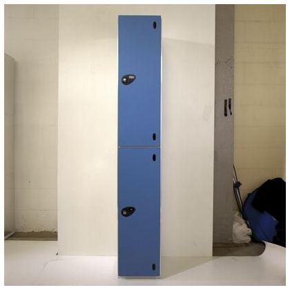 2 Door Solid Grade Laminate Lockers (Plant on Doors) 1 (2000-2D)