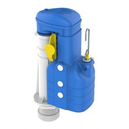 Dudley Turbo Edge® Adjustable Duoflush® Syphon | Commercial Washrooms
