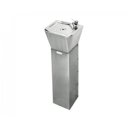 Franke Stainless Steel Pedestal Drinking Fountain