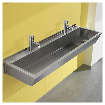 Twyford Stainless Steel Wash Trough (various sizes)