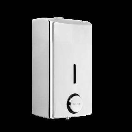 Delabie Liquid Soap Dispenser With Soft Touch Operation 0.5L