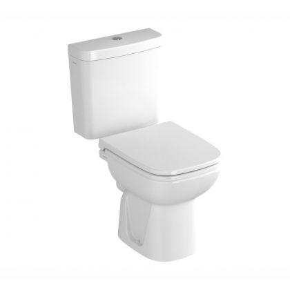 Vitra S20 Open Back Close Coupled Toilet