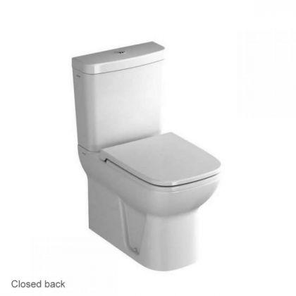 Vitra S20 Closed Back Close Coupled Toilet