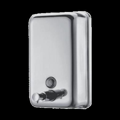 Delabie Liquid Soap Dispenser Stainless Steel - Satin