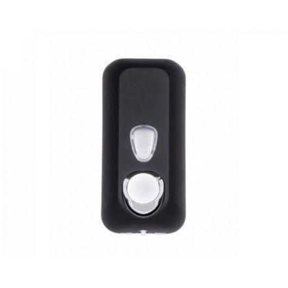 Liquid Soap Dispenser (550ml) Soft Touch Plastic