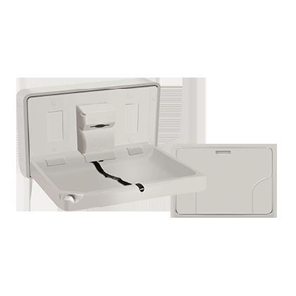NYMAS Premium Horizontal Baby Changing Unit | Commercial Washrooms