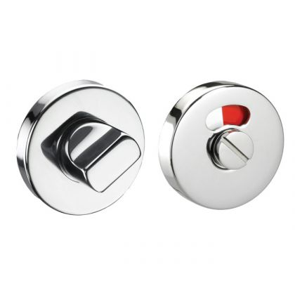 Bathroom Turn and Indicator Lock with Emergency Release | Commercial Washrooms