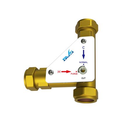 DVS Thermal Disinfection Valve