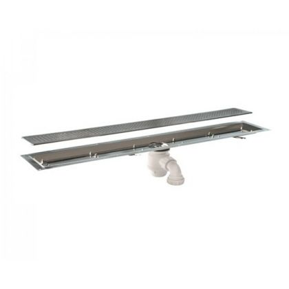 Aco Shower Channel System for Tiled Floor (40mm Outlet) Various Lengths