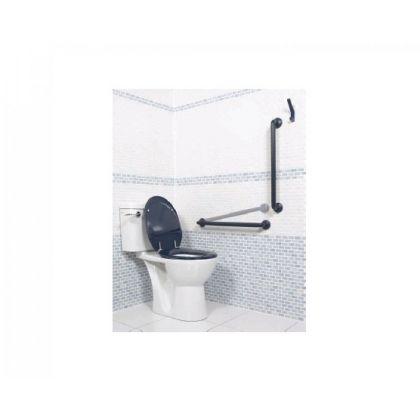 Value Ambulant Close-Coupled Doc-M Toilet Pack