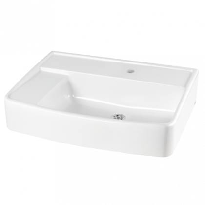 Franke Single User Miranit Wash Trough Sink with Tap Ledge