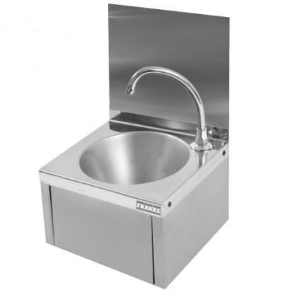 Franke Stainless Steel Knee Operated Hand Wash Basin
