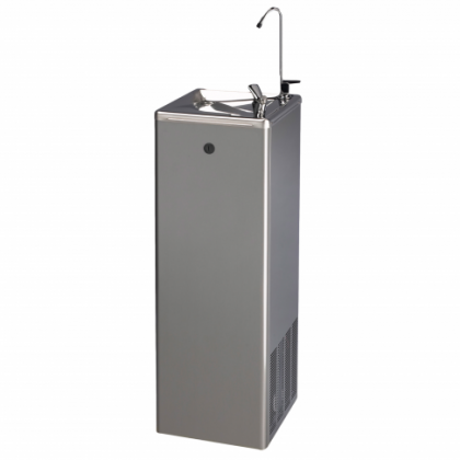 Franke Stainless Steel Chilled Drinking Fountain with Bottle Filler ANMX309